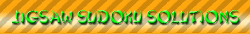Jigsaw Sudoku Simplified link banner