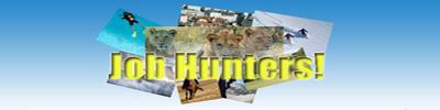 Job Huntink link banner